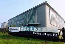 CanSino Biologics headquarter (file photo)   http://www.cansinotech.com/
