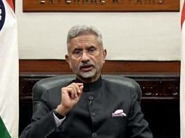 India's External Affairs Minister S. Jaishankar | File photo: ANI
