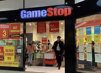 File photo of a GameStop store | Commons