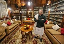 Governor of Meghalaya Satya Pal Malik | Photo: Praveen Jain | ThePrint