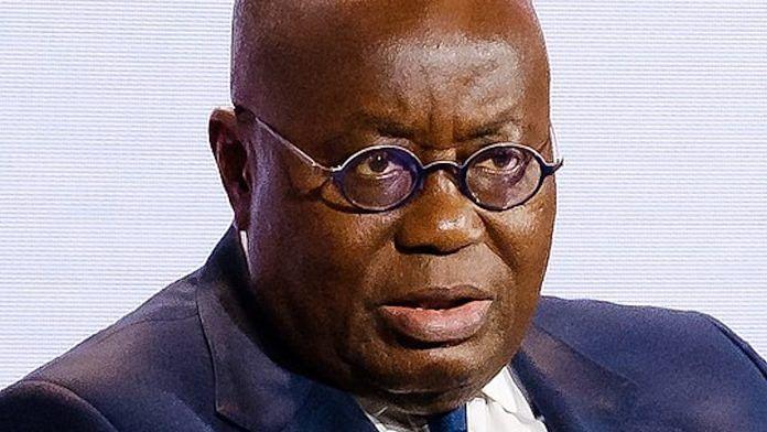 File photo   Ghana President Nana Akufo-Addo   Wikimedia Commons