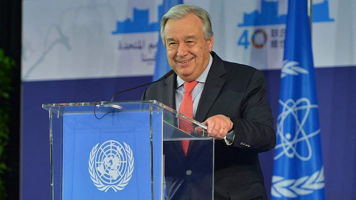 As COVID Deaths Pass Two Million Worldwide, Guterres Warns Against Self-Defeating 'Vaccinationalism'