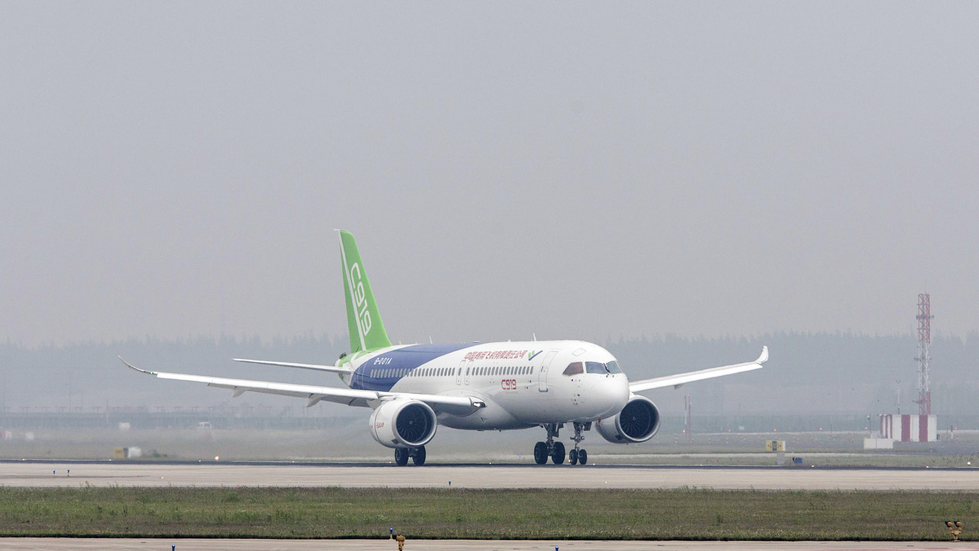 China's challenger to Boeing, Airbus to finally begin deliveries by 2021-end