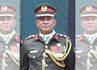 Colonel Mohammad Mohtashim Hyder Chowdhury, leader of the Bangladesh contingent that participated in the Republic Day parade | PTI