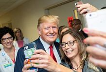 File photo of Donald Trump | Picryl