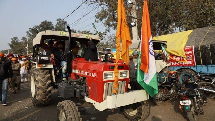 Day before Republic Day tractor rally, farmers look divided over route fixed by Delhi Police