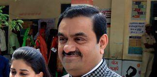 File photo of Gautam Adani in Ahmedabad | ANI Photo