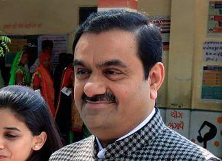 File photo of Gautam Adani in Ahmedabad   ANI Photo