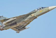 File photo | The Tejas aircraft used by IAF | Wikimedia Commons