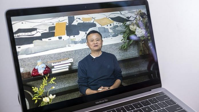 Jack Ma emerges for first time since China's crackdown on Ant, Alibaba