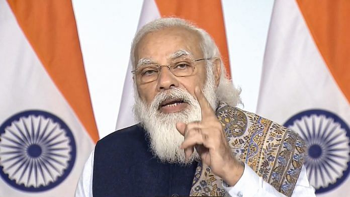 Modi is the modern-day CEO of India — his vaccine leadership is proof