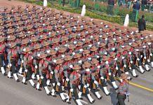 Representational image of R-Day parade   Praveen Jain   ThePrint
