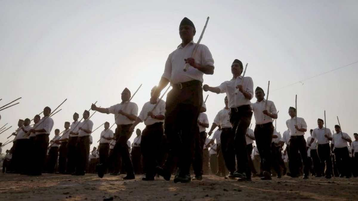 Why do Muslims join the RSS? This paper by a Yale researcher cites three reasons