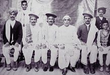 A vintage photo of a group of Sindhis   Wikimedia commons