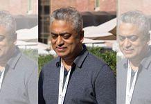 File image of senior news anchor Rajdeep Sardesai | Commons
