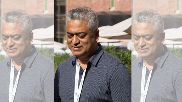 File image of senior news anchor Rajdeep Sardesai | Commons