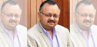 Partho Dasgupta, former CEO of Broadcast Audience Research Council (BARC) | Twitter/@parthodasgupta