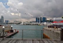 A view of Sentosa Island, Singapore (Representational Image) | By special arrangement | ThePrint
