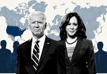 Joe Biden and Kamala Harris will be sworn in as US President and Vice-President, respectively, this week | ThePrint