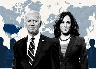 Joe Biden and Kamala Harris will be sworn in as US President and Vice-President, respectively, this week   ThePrint