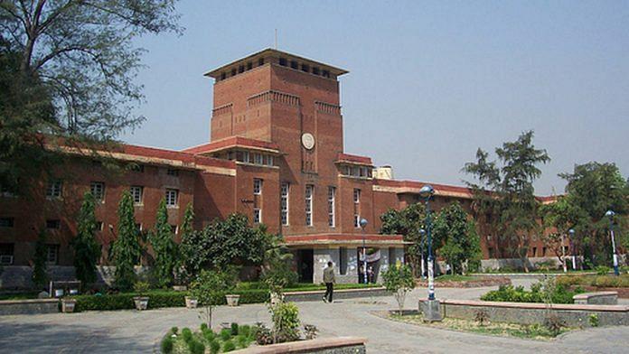 Faculty of Art, Delhi University |  Representative Image: Commons
