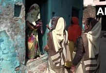 ASHA workers in UP amid the Covid-19 pandemic | Twitter | @ANINewsUP