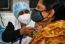 (Representational image) During the vaccination dry run in Delhi on 2 January  Photo: Manisha Mondal   ThePrint