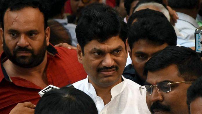 A file photo of Maharashtra minister and NCP leader Dhananjay Munde. | Photo: ANI
