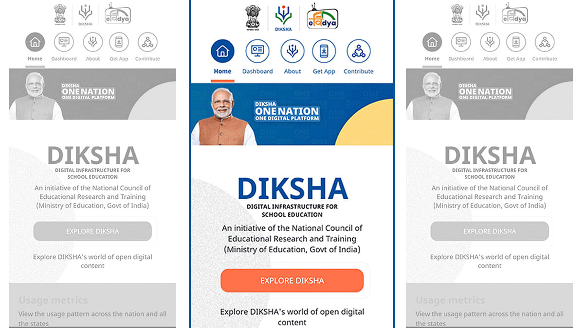 How govt portal Diksha with '3 cr hits/day' has become key tool for teachers during Covid