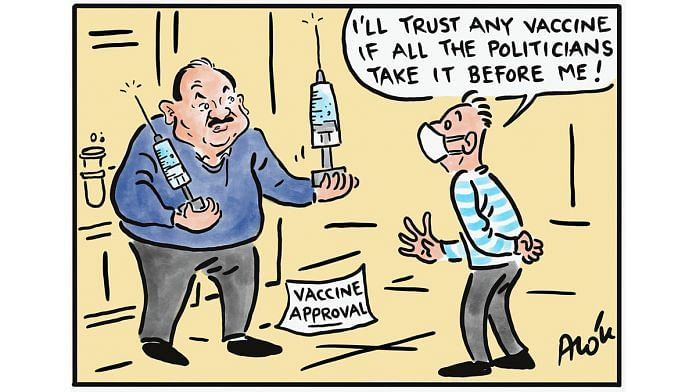 Tackling India's vaccine hesitancy, and Modi's 'world topper' trophy