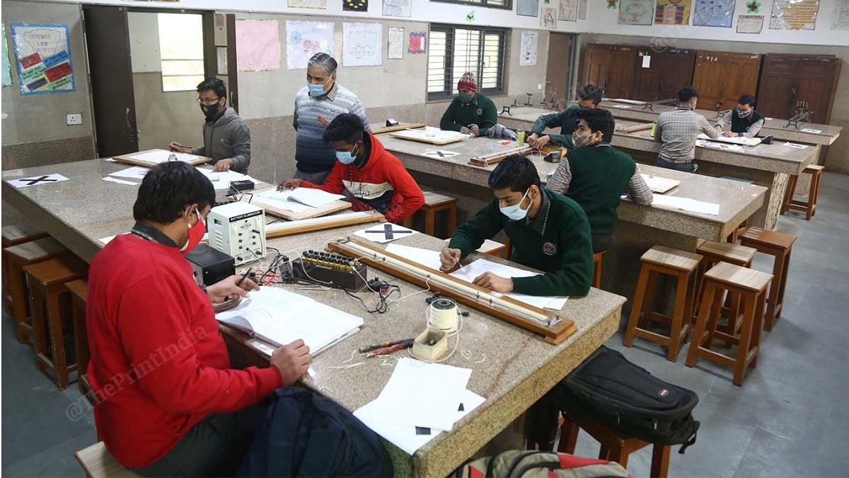 Delhi schools reopen after 10-month hiatus, but receive lukewarm response from students