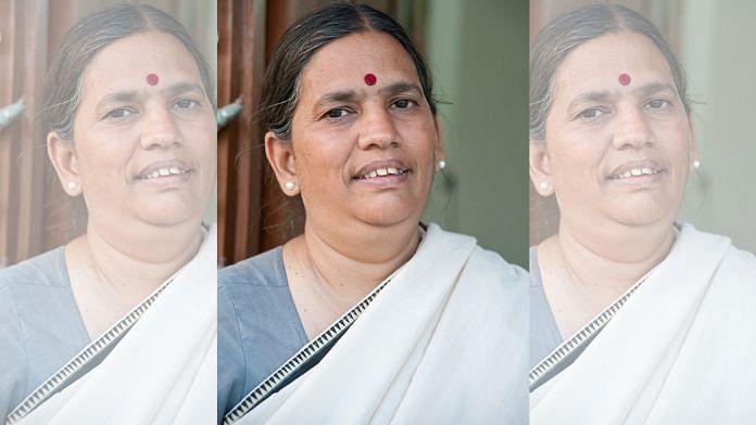 Human rights lawyer Sudha Bharadwaj | Wikimedia commons