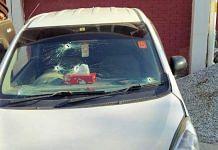 Usama Satti's car | Twitter | @FatiMaButt_4