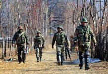 Representational image of Indian Army | PTI Photo