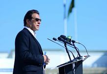 File photo of Imran Khan | Facebook/ImranKhanOfficial