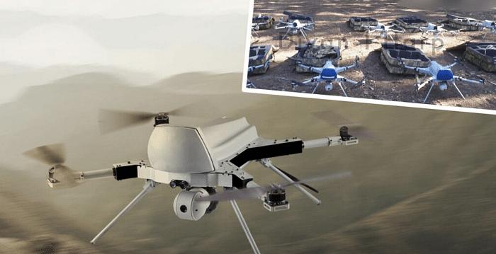 The Turkish Army has deployed 500 plus Kargu swarming drone systems for kinetic attack | sameerjoshi73.medium.com