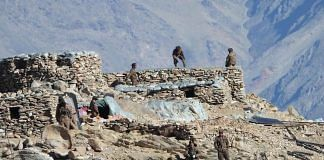 File photo | Chinese PLA troops prepare to disengage from Pangong Tso area in eastern Ladakh | Photo: Indian Army