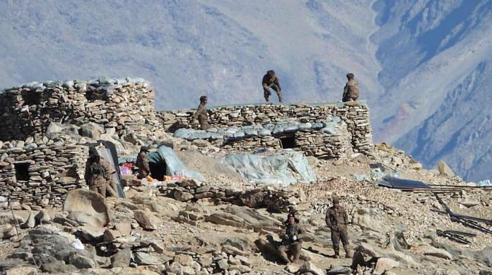 File photo   Chinese PLA troops prepare to disengage from Pangong Tso area in eastern Ladakh   Photo: Indian Army