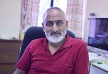 File image of CCMB director Rakesh Mishra | ThePrint