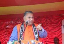 BJP national secretary Sunil Deodhar   Twitter   @Sunil_Deodhar