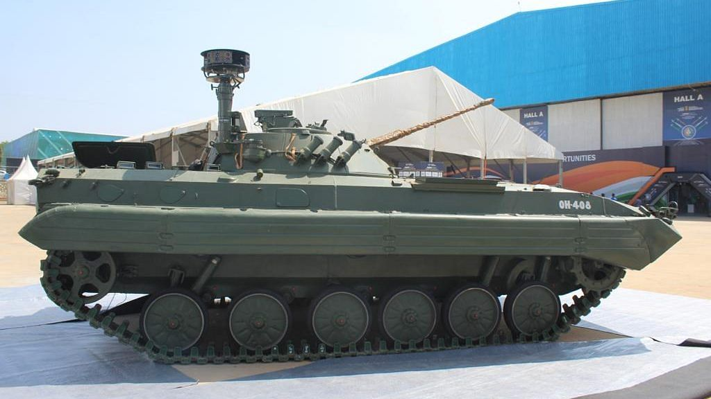 bmp-2 indian army