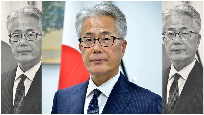 Japan's Ambassador to India Satoshi Suzuki | By special arrangement