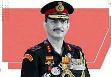 Northern Army Commander Lt Gen. Y.K. Joshi | Image: ThePrint