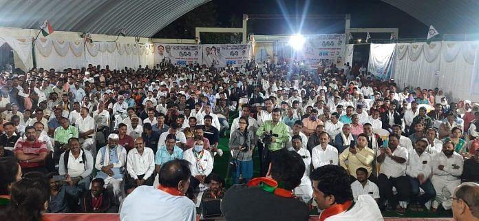 An NCP Rashtrawadi Parivar Samvad Yatra event at Vidarbha on 12 February | By special arrangement
