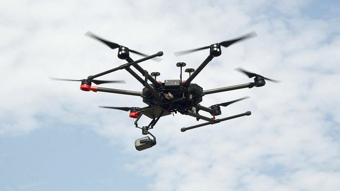 Facing up to the drone challenge