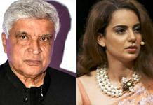 File photo of Javed Akhtar and Kangana Ranaut | Commons