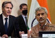 File photo of US Secretary of State Antony Blinken and External Affairs Minister S. Jaishankar | Bloomberg/ThePrint