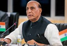 File photo of Defence Minister Rajnath Singh | PTI