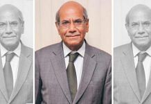 File photo of India's former foreign secretary Shyam Saran | Photo: Special arrangement