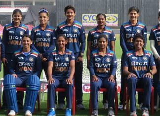 Members of the Indian women's cricket team | Representational image: Twitter | @BCCIWomen